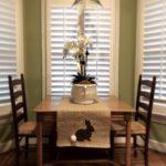 DIY Bunny Table Runner