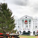 Santa Weekend at The Greenbrier