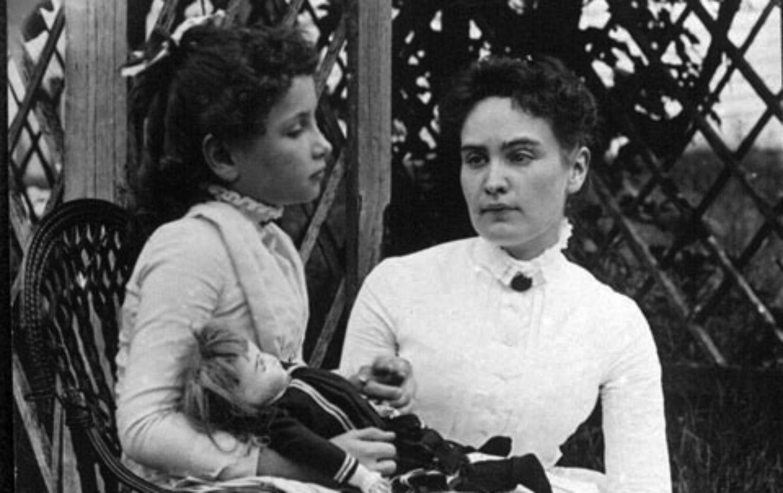 June 1 Helen Kellers