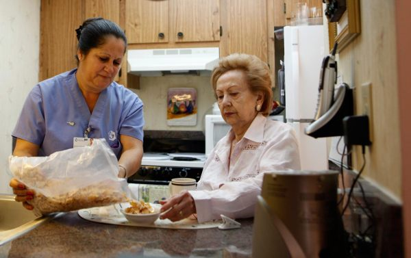 Why We Need to Take Care of the Workers Behind Home Health