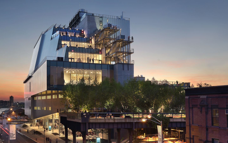 Whitney Museum of American Art Paintings Wallpaper