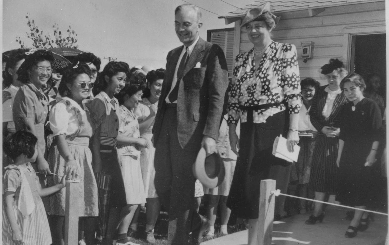 Eleanor Roosevelt Gila River