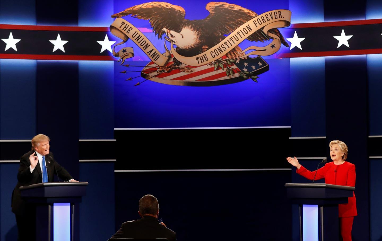 On Debate Night In America Democracy Is Spectacle