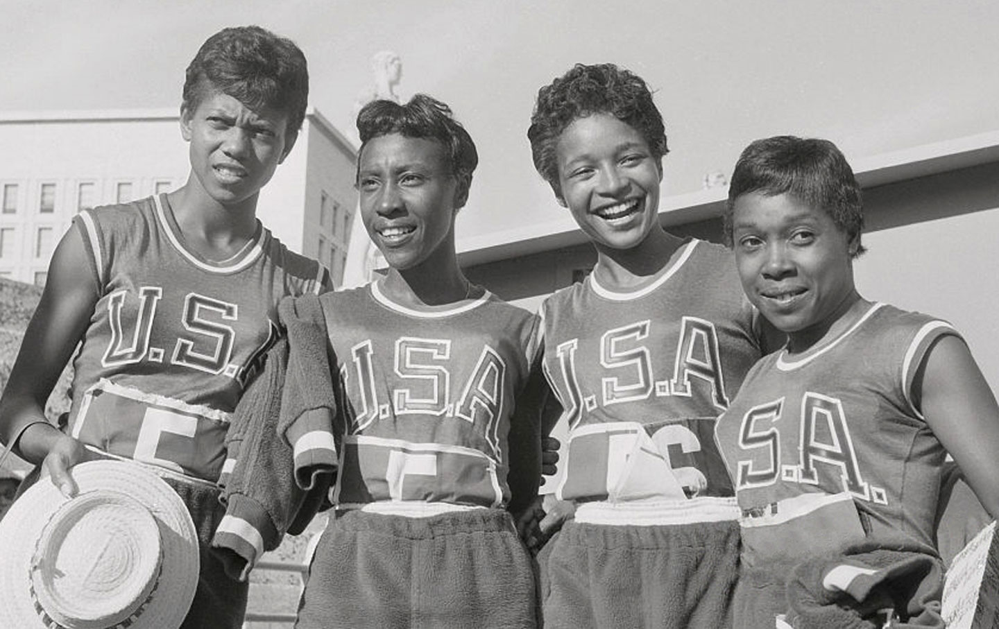 Black Women Athletes Under Jim Crow