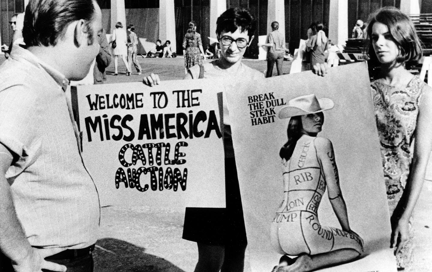How No More Miss America Announced A Feminist Upheaval