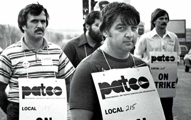 Image result for patco strike fired