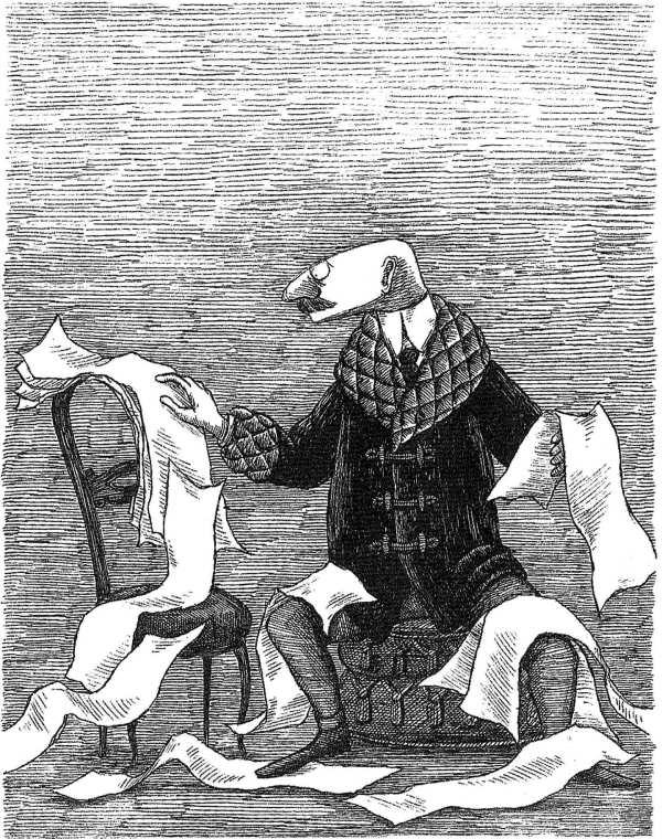 Transfixing Spell Of Edward Gorey Life In Art