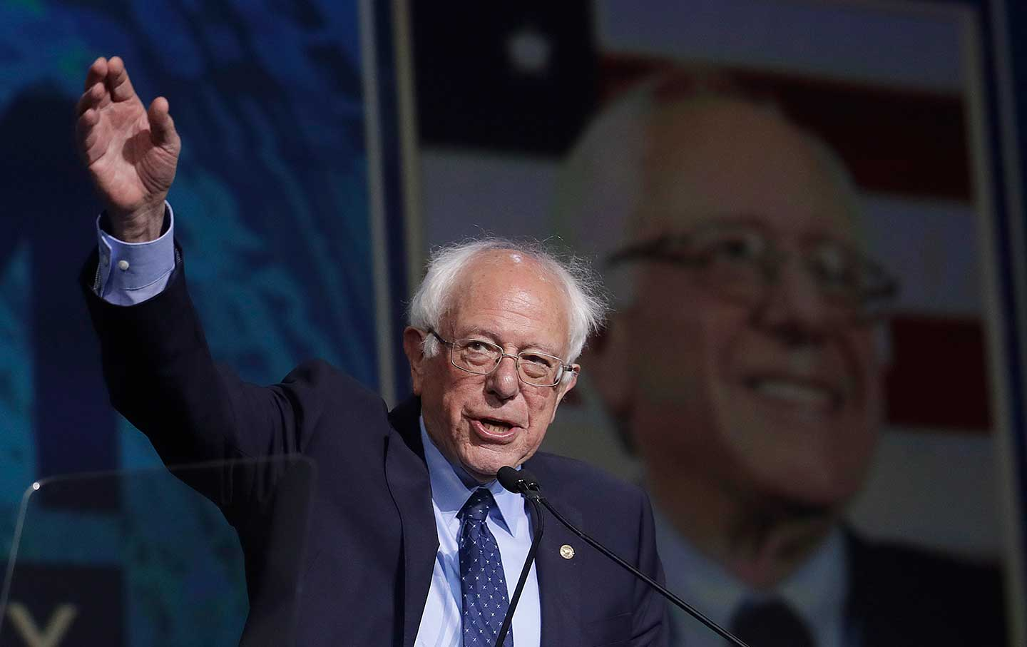 Bernie Sanders We Have To Talk About Democratic
