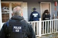 ICE agents immigration