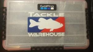 Waterproof GoPro Camera Storage Tackle Box