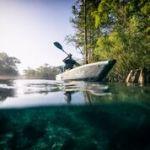 All new Bote Lono inflatable Kayak