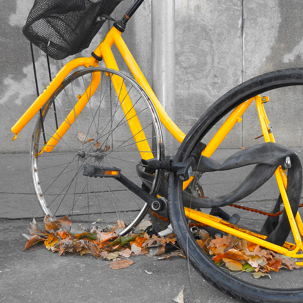 Bicycle Accessories theft image