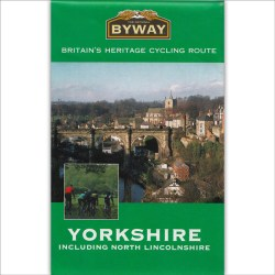 The National Byway® Yorkshire map cover image