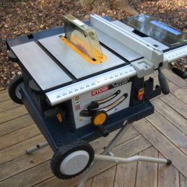 unsafe yobi table saw