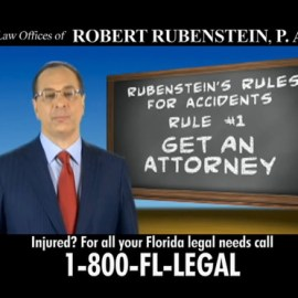 Court Throws Out Florida's Lawyer Advertising Rules on Use of Past Results