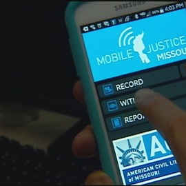 New-ACLU-app-helps-record-encounters-with-police