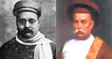 India's leader who always wanted to be the slave of the British rule