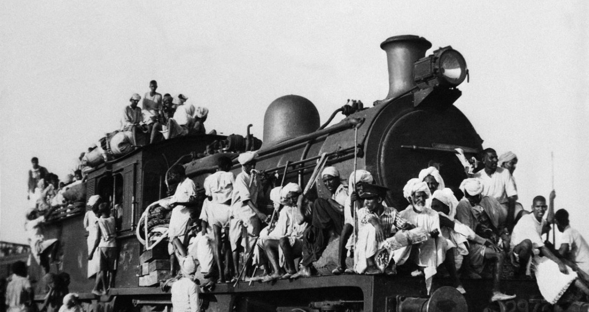 partition india and pakistan