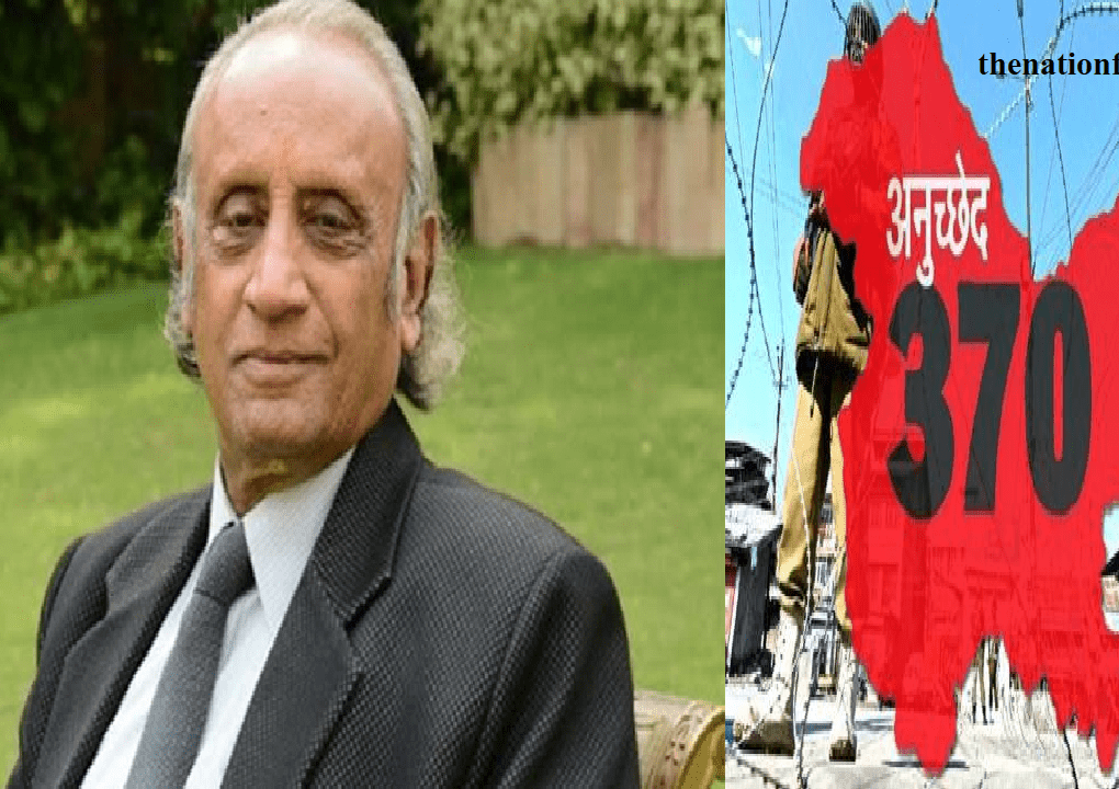 sanjay dalmia wants to invest in jammu and kashmir | संजय डालमिया