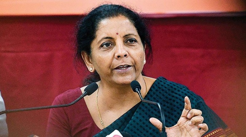 corona lockdown fight government relief package nirmala sitharaman