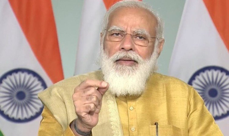 pm modi on vaccination day when other countries left their citizen we evacuated