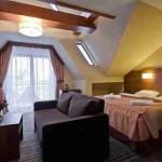 Hotel Zakopane room panorama