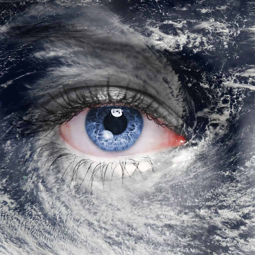 Finding Peace In The Eye Of The Storm