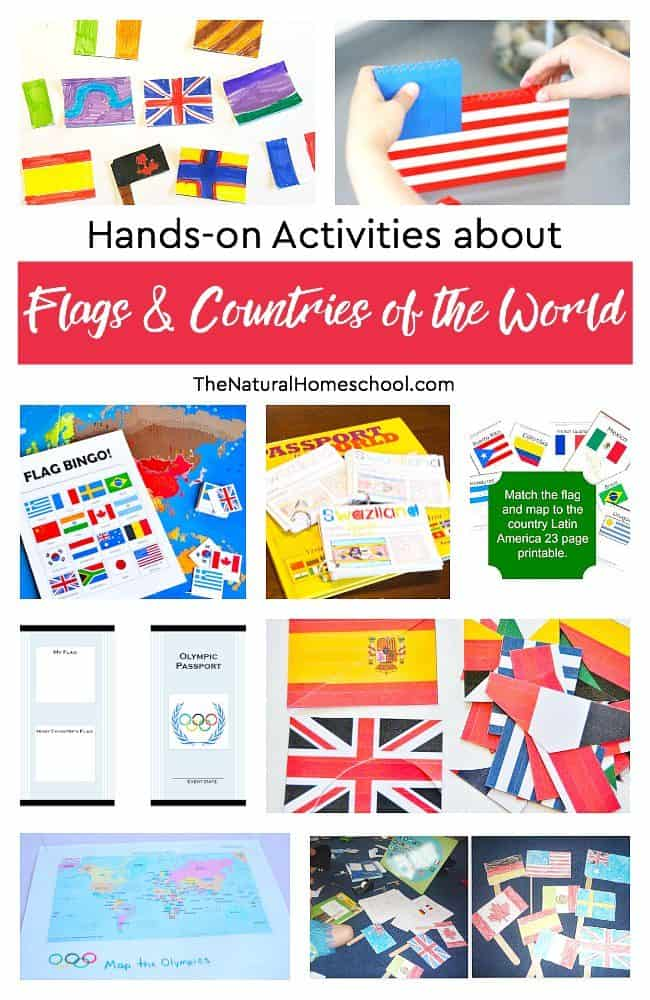 hands on activities about