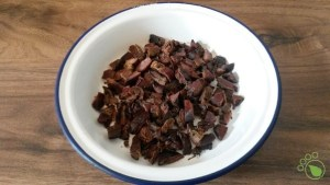 Dried Dog Liver Treats
