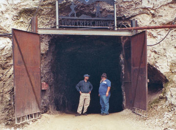 montana sapphire mine the