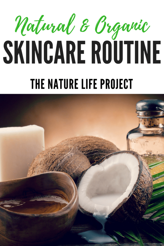 Natural and Organic Skincare Routine