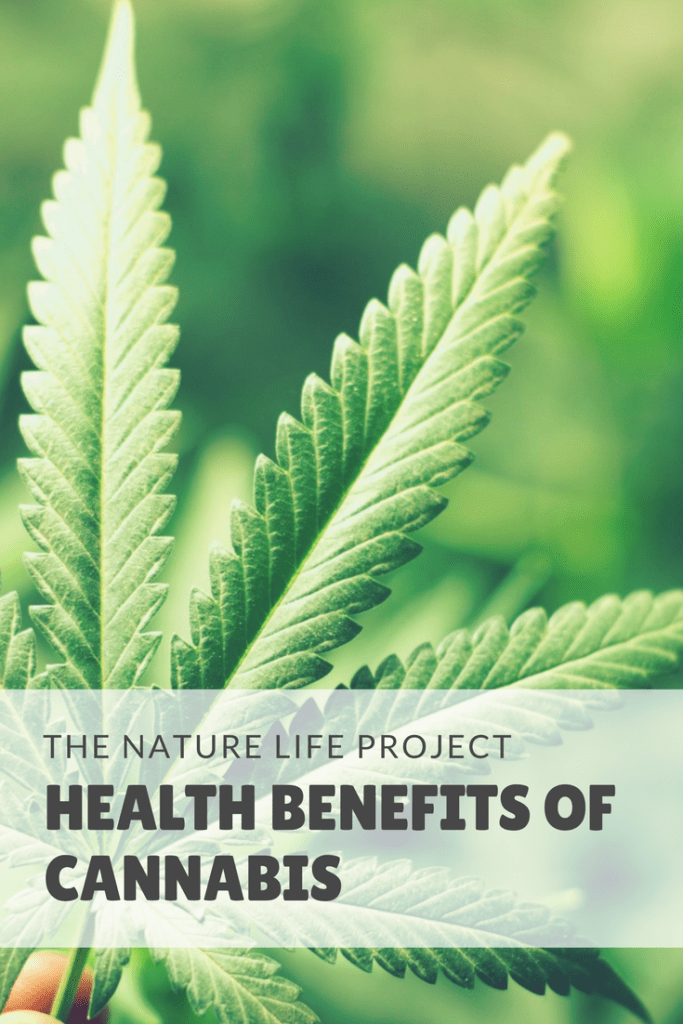 The health benefits of cannabis.