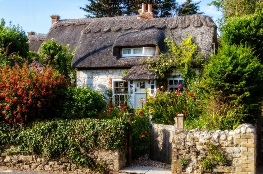 4) Cottage garden. Credit Garry Knight