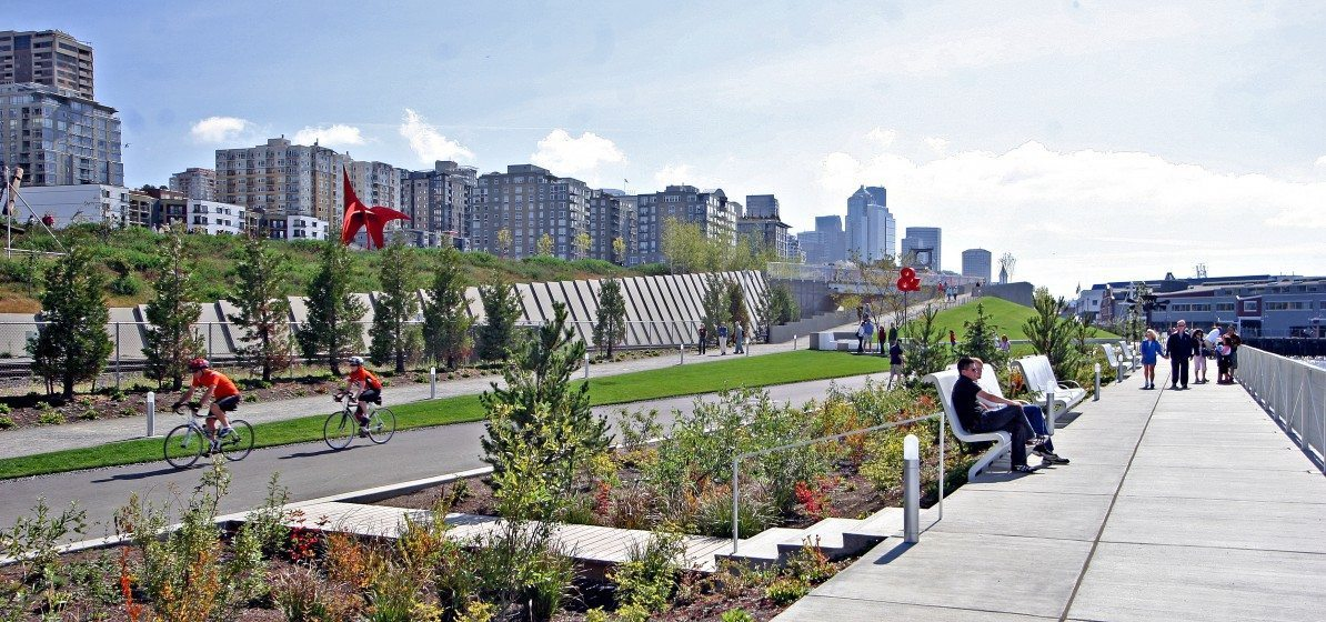 Olympic Sculpture Park, Seattle, 2007
