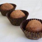 Nut Butter Balls (Gluten Free)