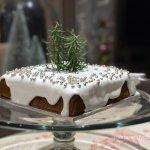 Mini Gingerbread Cake Gluten Free