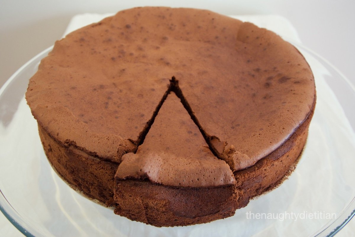 Gluten Free Chocolate Espresso Cake