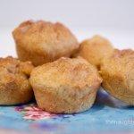 Gluten Free Mini Cinnamon Doughnut Cakes