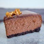 Gluten Free Nutella Cheesecake