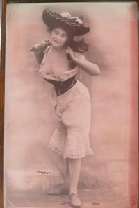 Early French postcard. Via Nanaimo Museum