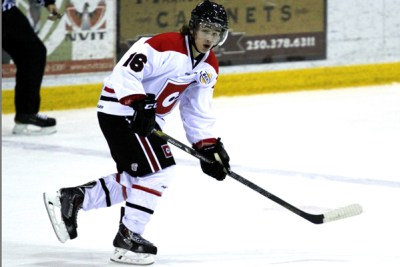 Back in December, it seemed Clippers sniper Sheldon Rempal was set to reach the 50-goal plateau in 50 games. On January 17, Rempal potted goal number 50 in only 45 games, enforcing his status as the BCHL's leading scorer. Rempal currently has recorded 90 points in 45 games, averaging two points per game. This is the first time this has happened since the 1998-1999 season.