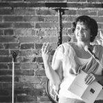 Tina Biello, Nanaimo's next Inaugural Poet Laureate. 📷Chris Hanson Donaldson