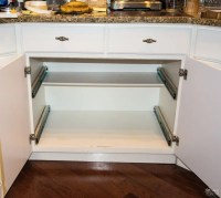 DIY Slide-Out Shelves Tutorial - The Navage Patch