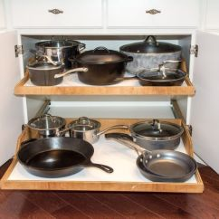 Shelves For Kitchen Cabinets Raleigh Nc Diy Slide Out Tutorial The Navage Patch Pull Shelf