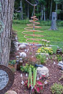 Copper Wind Chimes DIY