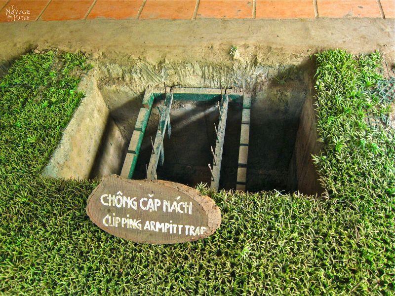 Vietnam - Part 7: Cu Chi Tunnels | TheNavagePatch.com