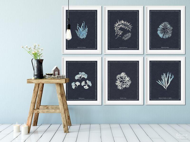 Bathroom Wall Art and Free Printables