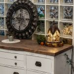 Vintage Buffet Makeover How To Paint A Buffet Table The Navage Patch