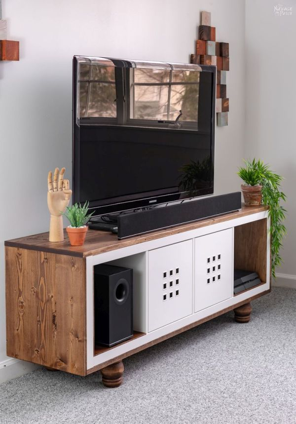 20 Ikea Hack Magiker Tv Stand Pictures And Ideas On Weric