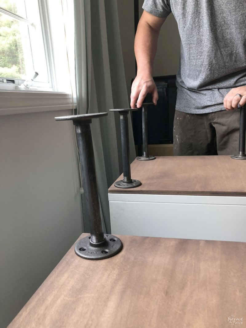 Diy Craft Table Ikea Hack The Navage Patch